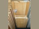 1x houten stelling H106xB50