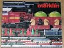 Marklin Hoofd catalogie1982-1983