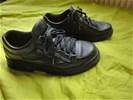 Maat 41 * Zwart leren Mephisto schoenen