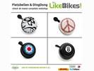 Fietsbel dingdong bell ringers check LikeBikes!