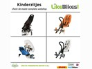 Kinderzitjes, fietszitjes en meer ontdek LikeBikes!