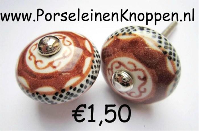 Vintage Kastknoppen Brocante Kastknopjes Authentiek