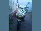 Benzhou scooter sport uitvoering