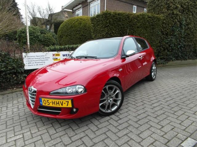 Alfa Romeo 147 16 Ts 5drs Blackline Ii Navigatie