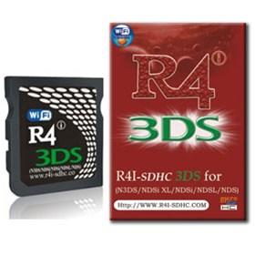 R4 SDHC Kaart Kopen inc  Software/firmware 24,-