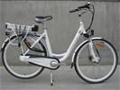 Stockverkoop luxe elektrische fietsen