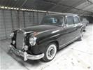 Mercedes-Benz 180 220 A Saloon serie I 1955