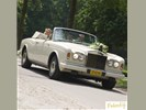 Trouwauto Rolls Royce Corniche cabrio te huur