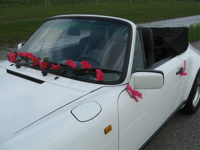 porsche 911 cabrio trouwauto verhuur Trouw Auto Huren.htm #11