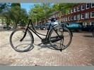 Te koop oma fiets