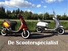 Scooter reparatie en onderhoud