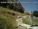 Wandelen in zuid spanje, in de bergen?