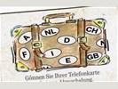Telefoonkaart uit Duitsland, 1996