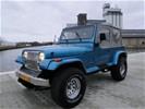 Jeep Wrangler 4.0i Softtop 4X4 VERHOOGD&VERBREED (bj