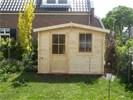 Blokhut Easy 1, 300x200 28 mm, gratis bezorgen