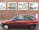 Alle onderdelen Opel Astra 1.6 Sloopauto inkoop Den haag