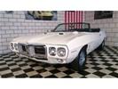 Pontiac Firebird Convertible 400CI V8 400CI 6600CC V8