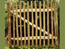 Kastanjehout poortje €69,99