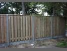 Schutting hout beton 59,99