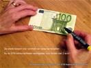 Biljetpen controleer eenvoudig de echtheid van bankbiljetten