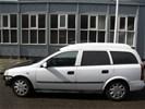 Opel ASTRA 2.0 DTL Van Onderdelen en Plaatwerk