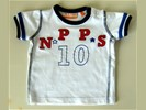 NOPPIES t-shirtje / 'N*PP*S'