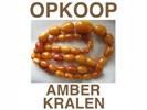 Inkoop, aankoop en opkoop van sierraden met amber.