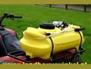 12 Volt spuit voor quad,  tractor of auto
