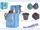 Kunststofproducten uit polyethyleen
