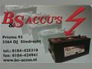 MOTOR ACCU KAPOT!! B&S ACCU'S SLIEDRECHT 0184-425310