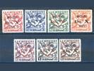 Suriname NVPH LP 8-14 ongebruikt (scan C)