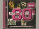 Best of the 80`s 1981