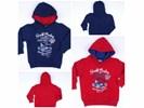 Hoodie Sweatshirt nieuw Blue Seven Kids maat 92 tm 128 in 3