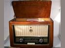 Buizenradio met ingebouwde pickup