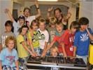 Muzikaal dj kinderfeestje Utrecht! Creatief kinderpartijtje