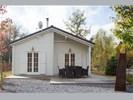 Nieuwe chalet met sauna Durbuy