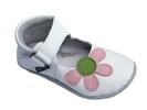 Baby Paws babyslofjes Amanda Wit Roze, nieuw !!!