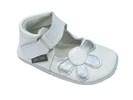 Baby Paws babyslofjes Amanda Wit Zilver, nieuw !!!