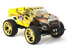 Radiografische auto Monstertruck Thunder 1:10 (23 km/u)