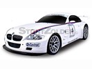 Radiografische rc auto BMW Z4 M Coupe 1:20 (licentie model)