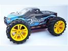 Afstandbestuurbare auto Monstertruck Xmissile 4WD HBX 1:10