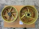 VELGEN SET Honda CBR 900 RR 1992 - 1993