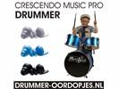Oordoppen Drummer - Slagwerker Oordopjes - Gehoorbescherming