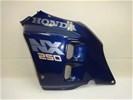 LINKER ZIJKUIP Honda NX 250 Dominator 1988 - 1993