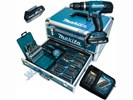 Makita set DHP453RYX2