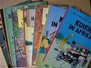 Kuifje stripboeken adv. 1231