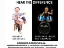 Gehoorbescherming Muzikanten - Drummers