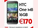 HTC One M8 verkopen?