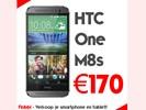 HTC One M8s verkopen? Snel, betrouwbaar & hoge