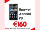 Huawei Ascend P8 verkopen? Snel & hoge vergoeding